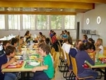 aide cantine caf