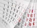 calendrier actualisation dates p le emploi 2018 respecter. Black Bedroom Furniture Sets. Home Design Ideas