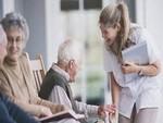 Aide pour maison de retraite ASH