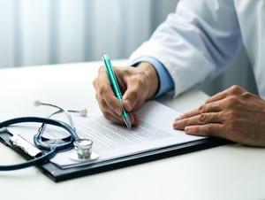formulaire medecin traitant