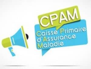 Comment contacter la CPAM ?