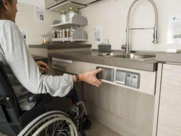 personne handicapée aide logement