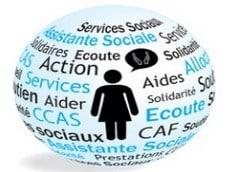 Un assistant social peut vous apporter son aide pour vos loyers impayés