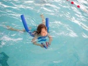 natation cours gratuits pour les enfants