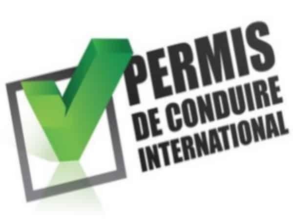 Demande permis de conduire international