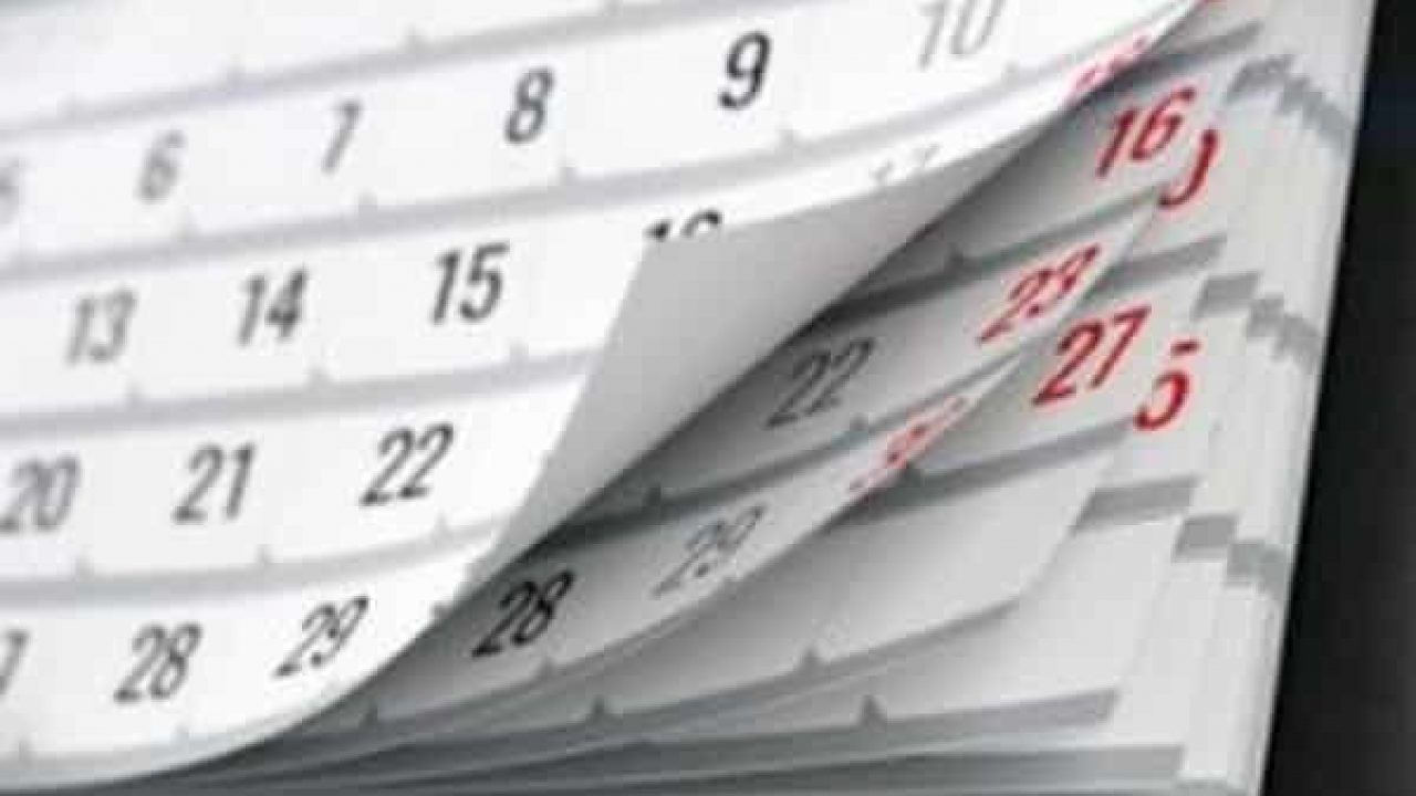 Calendrier Paiement Rsa 2019.Calendrier Actualisation Dates Pole Emploi 2019 A Respecter