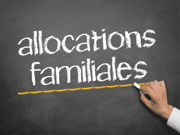saisie des allocations familiales