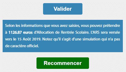 simulation ars