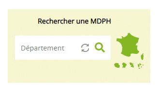 mdph contact