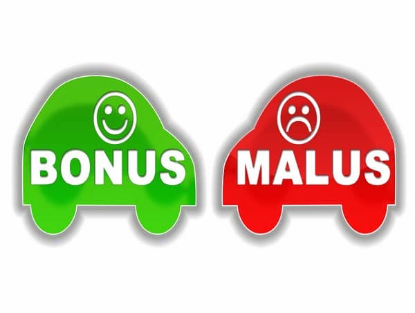 Coefficient bonus malus