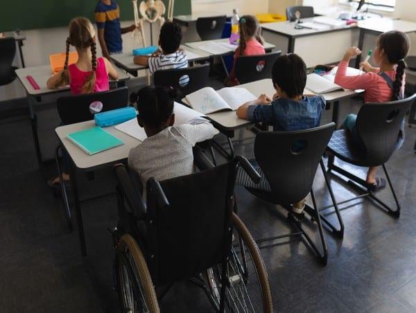 scolarisation enfant handicapé