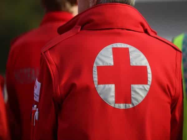 volontaire croix rouge
