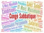 demande de congé sabbatique