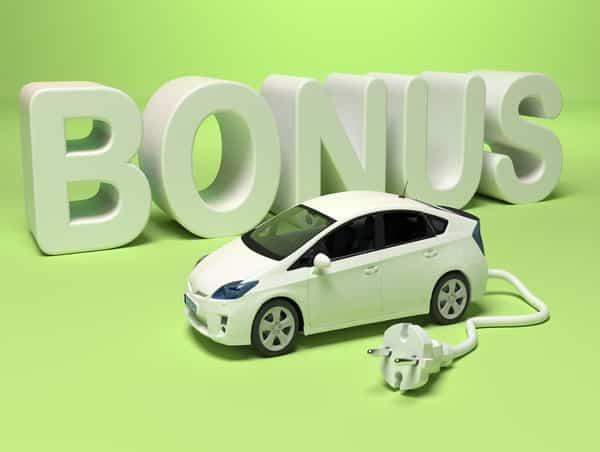 Prime pour véhicules électriques