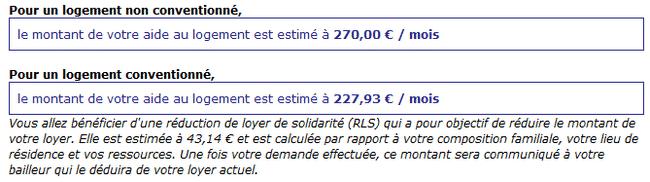 estimation montant aide logement apprenti