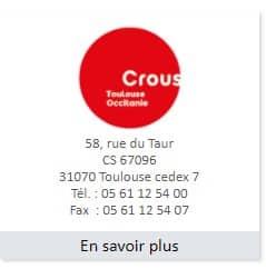 crous contact