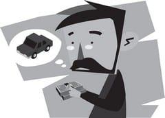 Difficulté financière et assurance auto