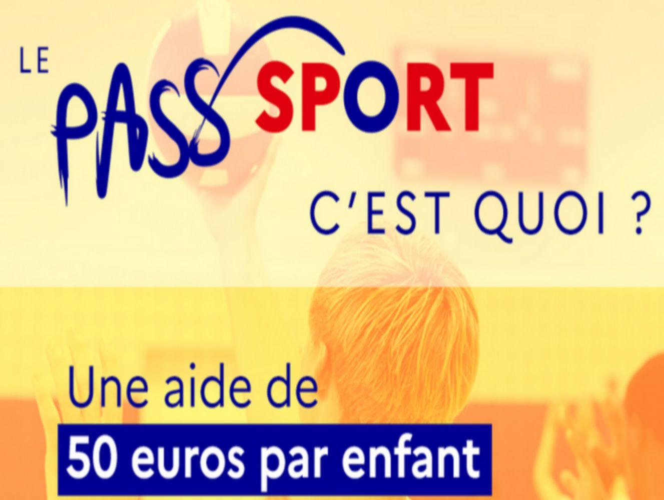 aide 50€ pour le sport